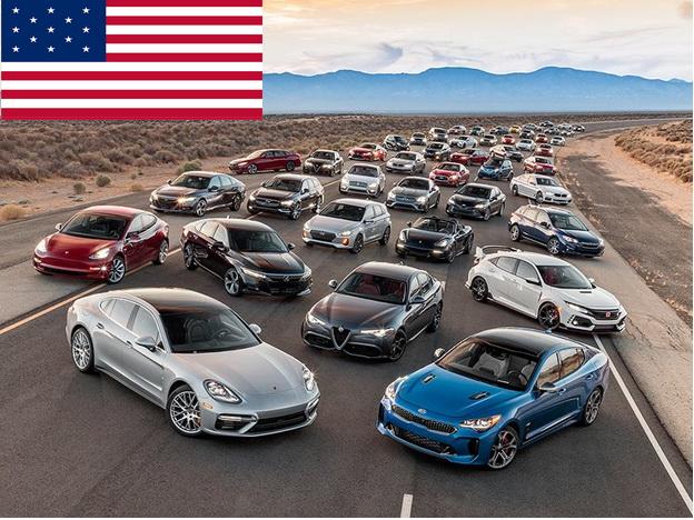 Как купить страхование автомобиля в США?