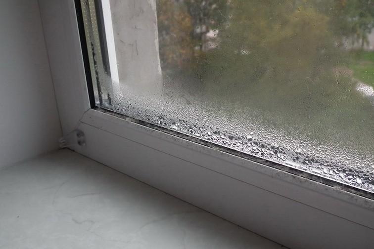 Конденсат на окнах внутри квартиры — почему образуется и как от него избавиться