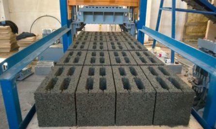 Производство керамзитобетонных блоков: бизнес-план