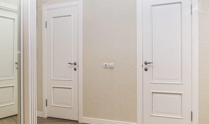 Светлые двери в интерьере квартиры — реальные фото дизайнов комнат с межкомнатными дверцами – статьи на сайте luxfold
