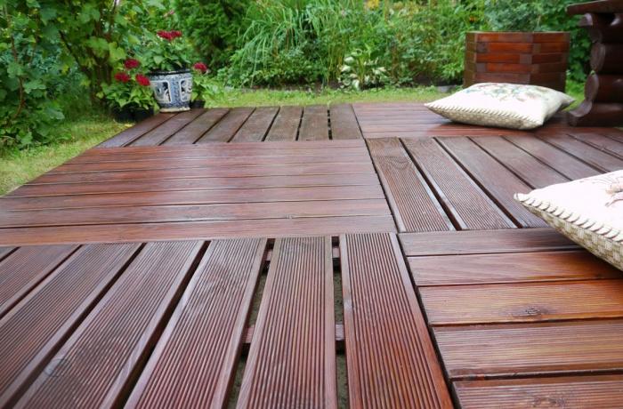 Чем покрыть пол на террасе или веранде: из чего лучше сделать покрытие