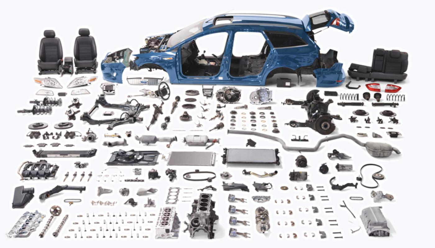 Как правильно выбрать автомобильные запчасти для автомобиля